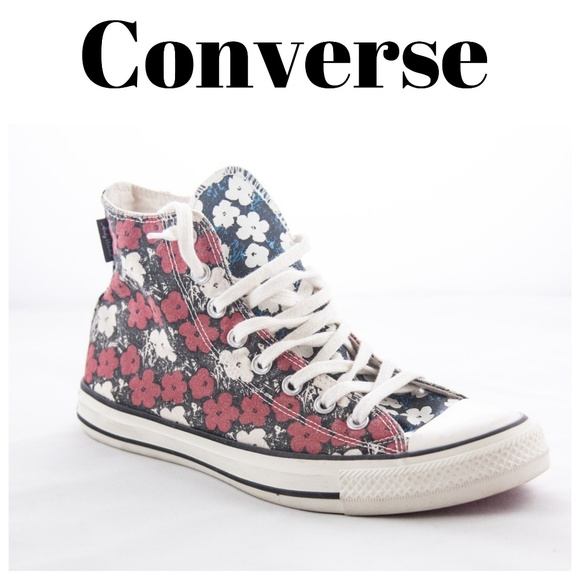 48bac497f713c9 Converse Shoes - Converse All Star Andy Warhol Collection Size 9.5